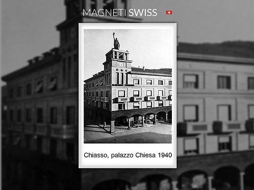 Chiasso, palazzo Chiesa 1940