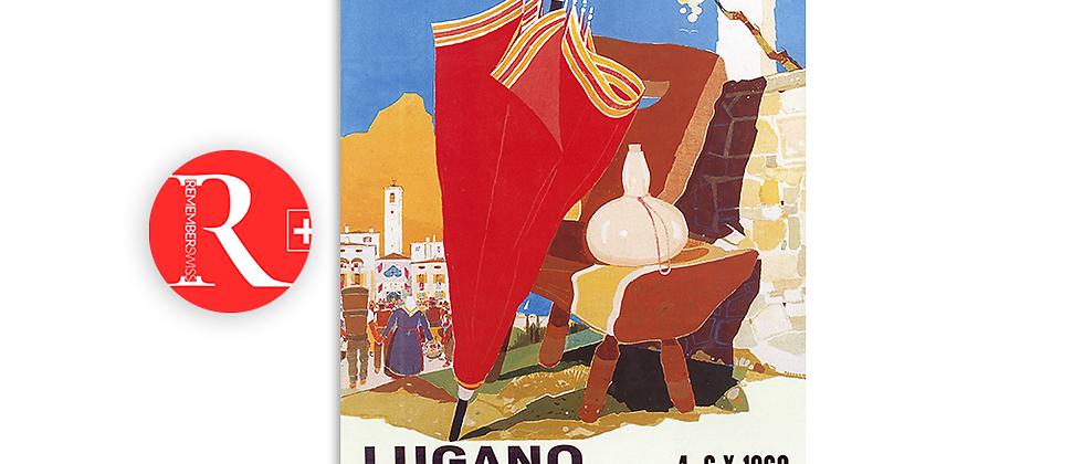Festa della Vendemmia, Lugano 1968