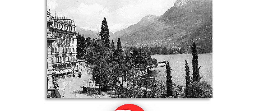Lugano Paradiso anno 1920 c.a.
