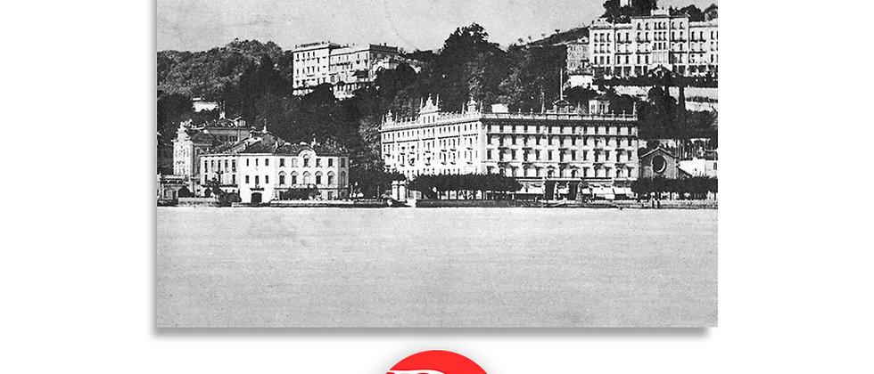 Lugano Grand Hotel Palace primi '900