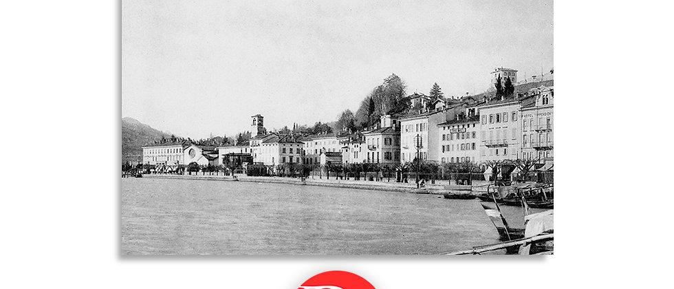Lugano lungolago anno 1920 c.a.
