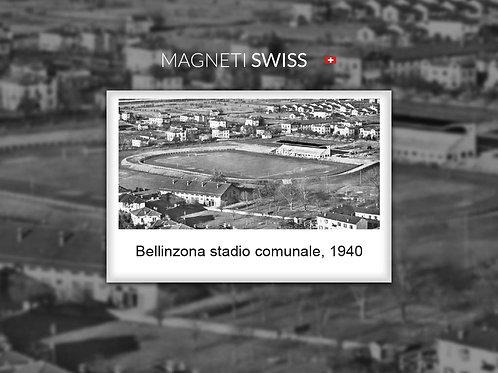 Bellinzona stadio comunale, 1940