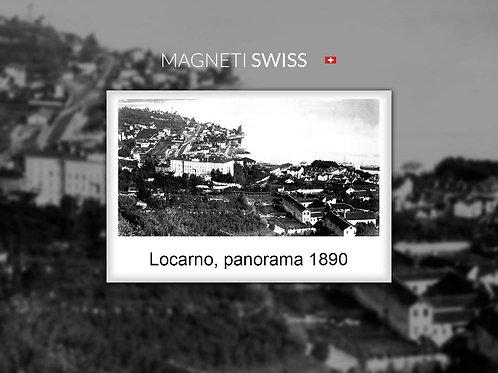 Locarno, panorama 1890