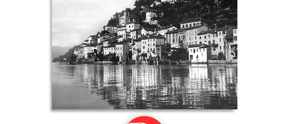 Lugano Gandria anno 1940 c.a.