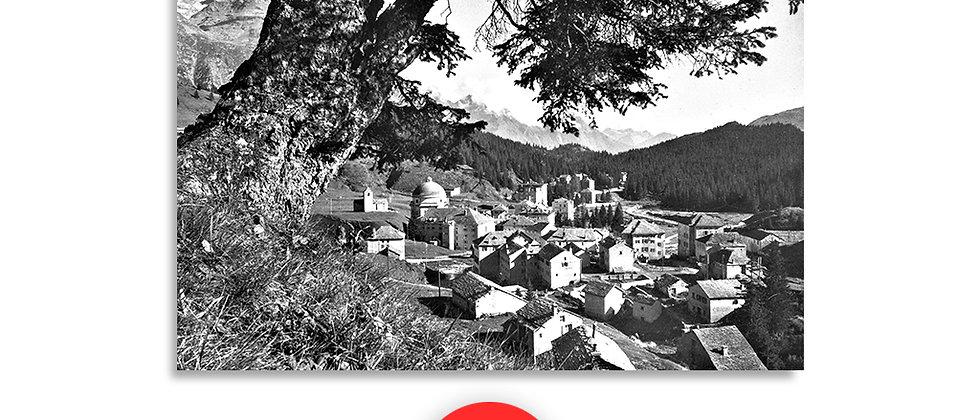 San Bernardino panorama 1952 c.a.