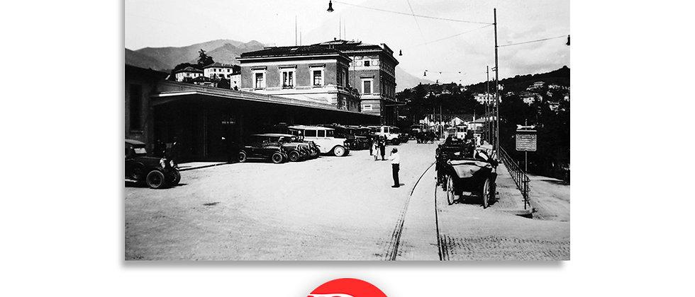 Lugano stazione anno 1930 c.a.