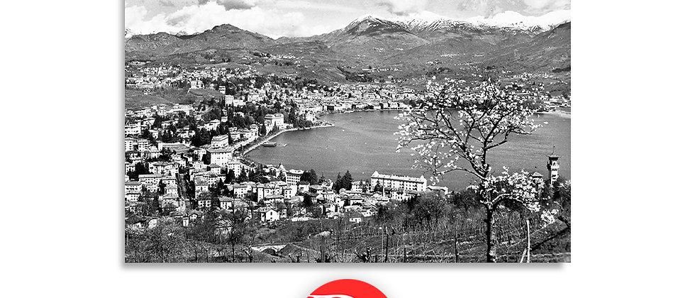 Lugano Paradiso panorama anno 1925 c.a.