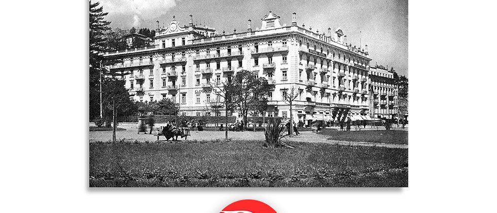 Lugano Grand Hotel Palace anno 1935 c.a.