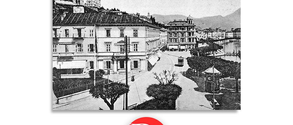 Lugano Grand Hotel Palace anno 1905 c.a.