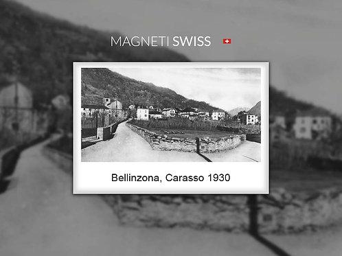 Bellinzona, Carasso 1930