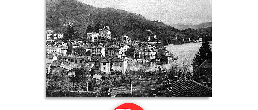 Ponte Tresa anno 1923 c.a.