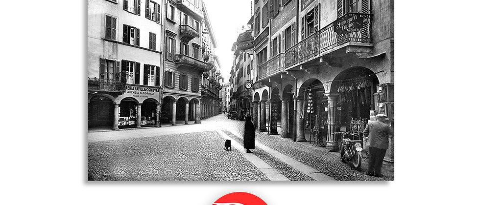 Lugano via Nassa anno 1930 c.a.