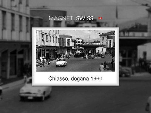 Chiasso, dogana 1960