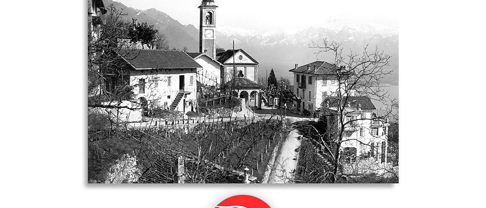 Orsellina sopra Locarno anno 1950 c.a.
