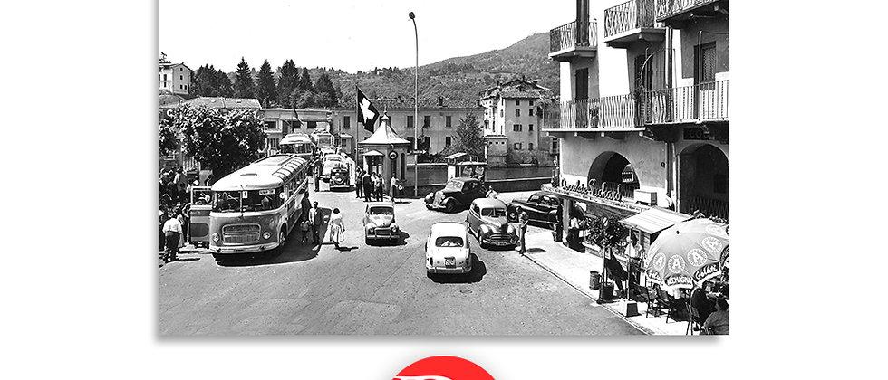 Ponte Tresa confine anno 1950 c.a.
