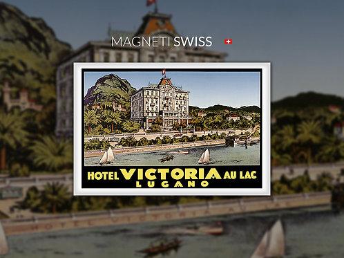 Hotel Victoria au lac - Lugano