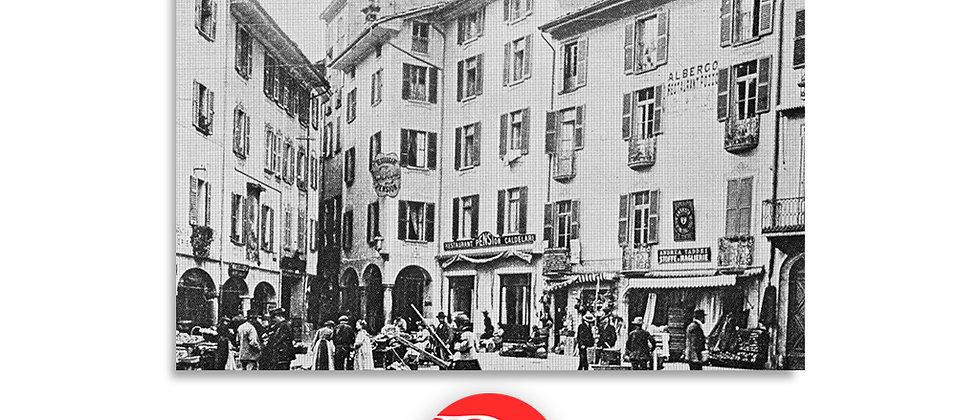 Lugano Hotel Europe anno 1940 c.a.