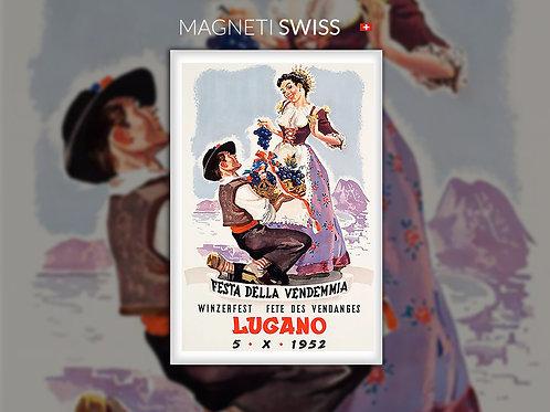 Festa della Vendemmia 1952 - Lugano