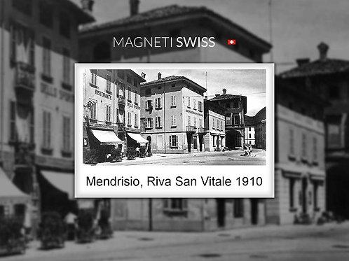 Mendrisio, Riva San Vitale 1910