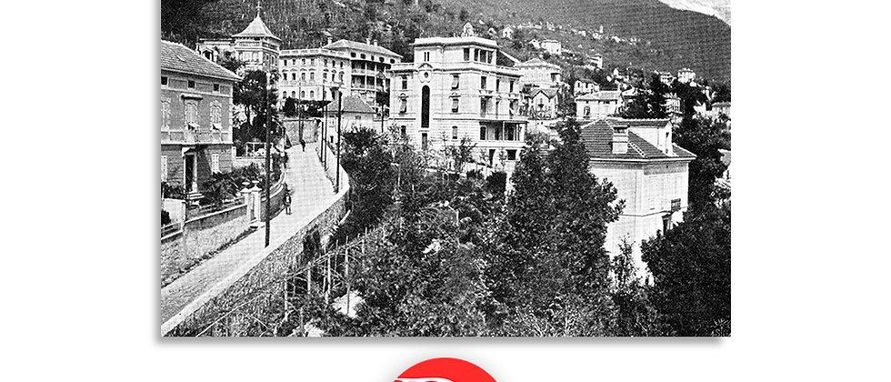 Locarno, Muralto anno 1910 c.a.
