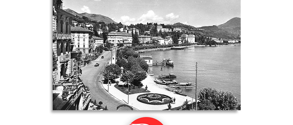 Lugano lungolago anno 1930 c.a.
