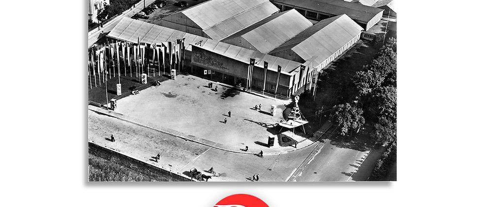 Fiera di Lugano, Campo Marzio anno 1950 c.a.