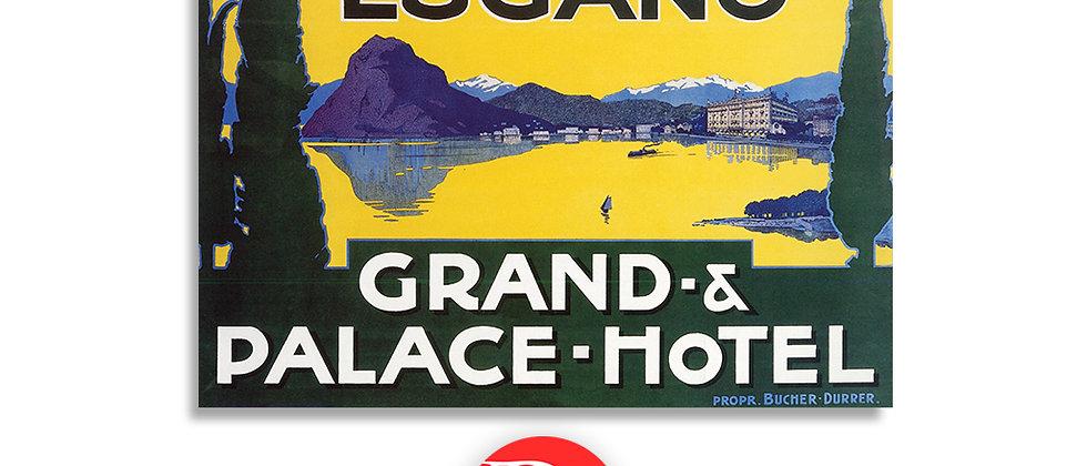 Grand Palace Hotel, Lugano