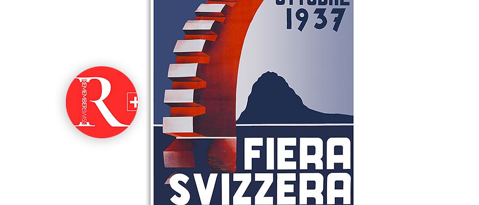 Fiera Svizzera di Lugano 1937