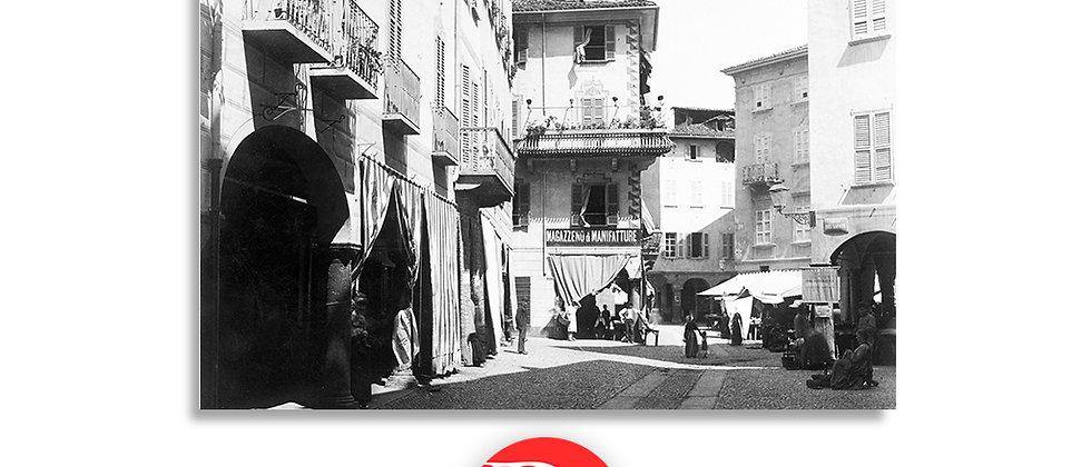 Lugano via Nassa 1880 c.a.