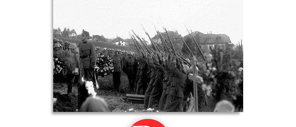 Solenne cerimonia funebre anno 1928 c.a.