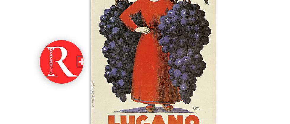 Festa della Vendemmia, Lugano 1934