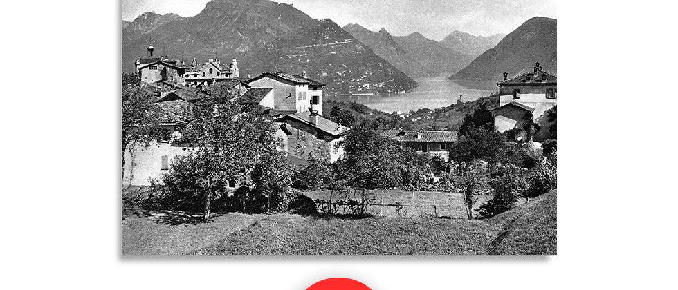 Montagnola Collina D'oro anno 1950 c.a.