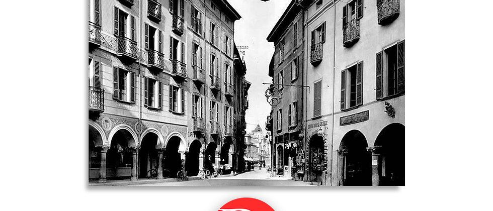 Bellinzona piazza Nosetto anno 1930 c.a.