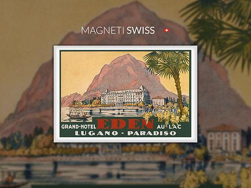 Grand Hotel Eden au lac - Lugano Paradiso