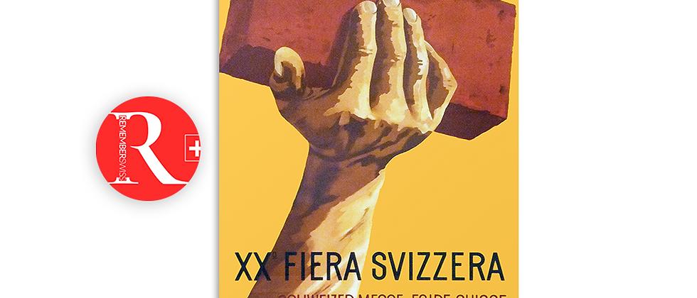 XX° Fiera Svizzera 1953