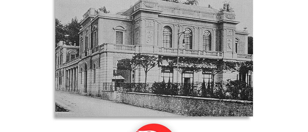 Lugano il primo Casinò Kursaal primi '900