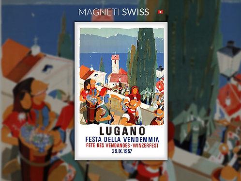 Winzerfest 1957 - Lugano