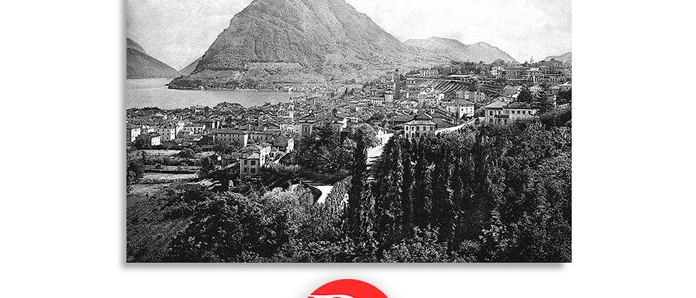 Lugano S.Salvatore fine '800
