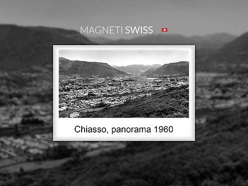 Chiasso, panorama 1960