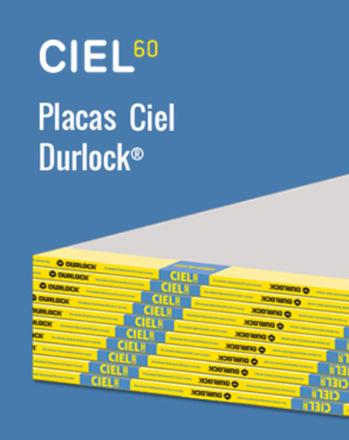 Placa Durlock Ciel