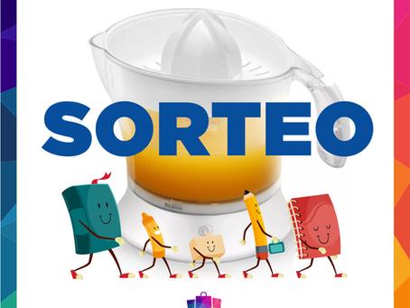 "Sorteo ""Vuelta a clases"" de Finansol Shop"