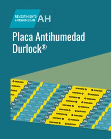Placa Durlock Antihumedad