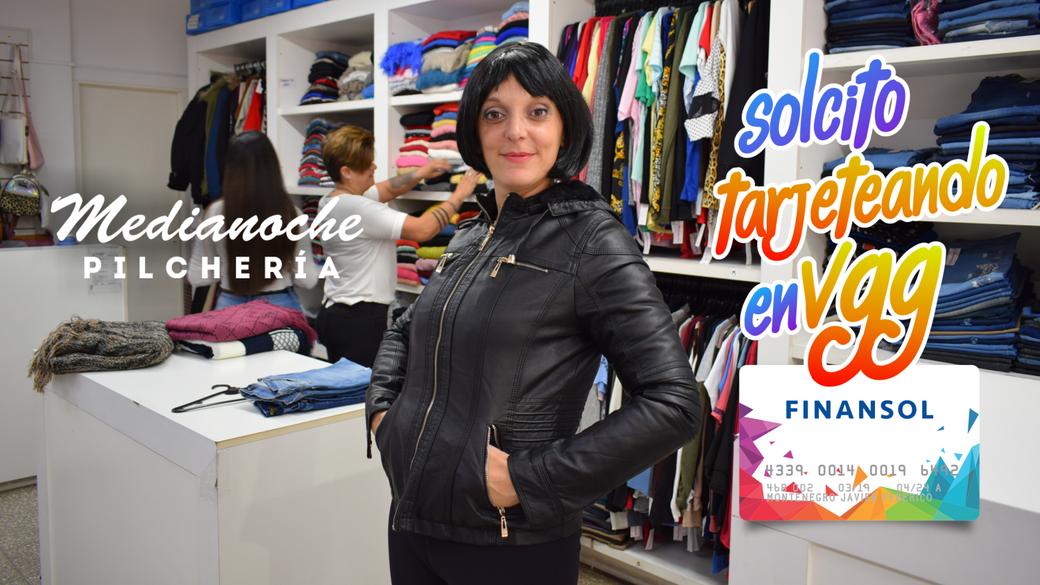 Mirá el video de #solcitorecomienda en Medianoche!