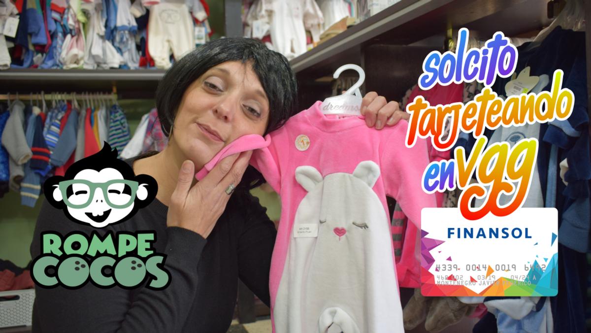 Mirá el video de Solcito en Rompecocos!