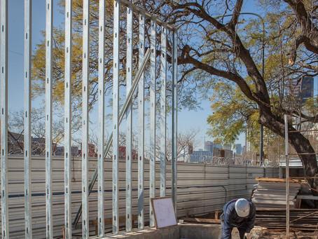 """Nuevo curso online de Barbieri """"Estructuras exigidas en el steel frame"""""""