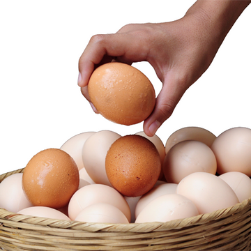 La parábola de la cesta de huevos