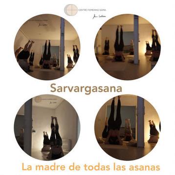 Sarvangasana, la madre de todas las asanas
