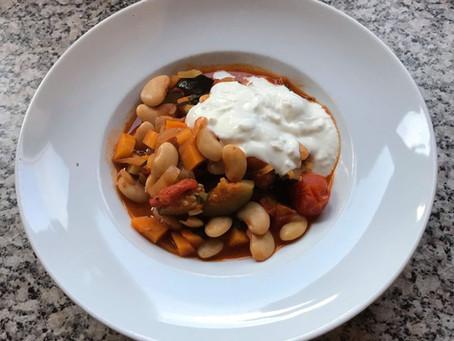 Rustic Bean Stew