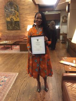 Adrienne Clarkson Award