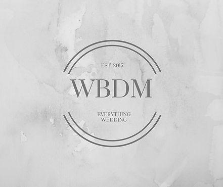 WBDM logo